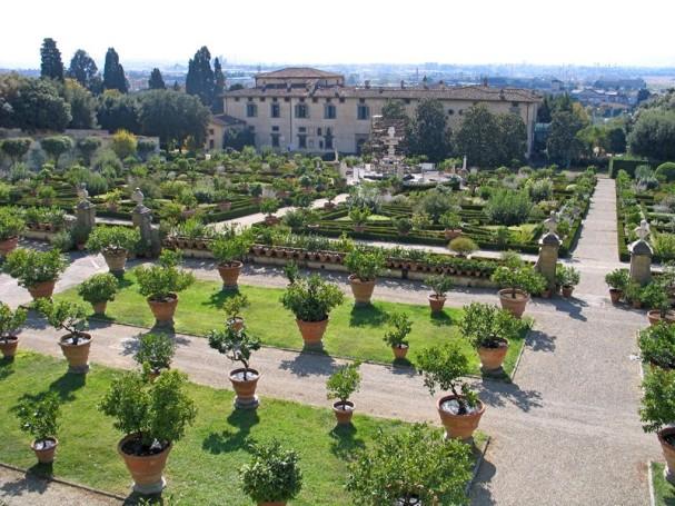 florence-Villa di Castello