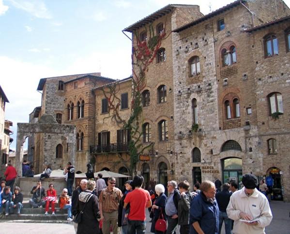 San Gimignano - Copy