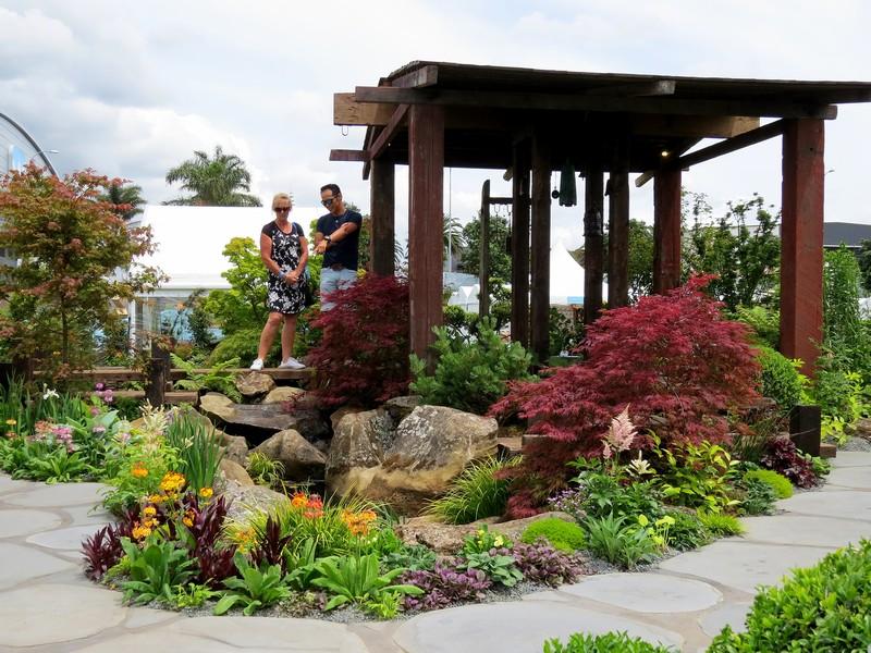 Jules Moore landscape design   Sandra's Garden